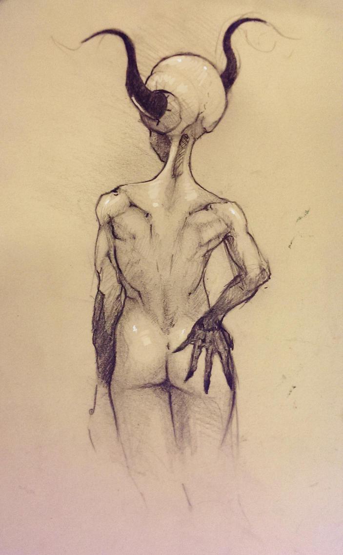 DemonSketch by Cruelus