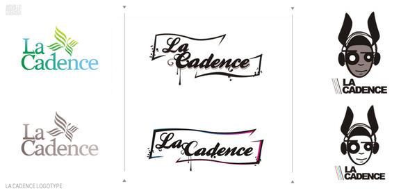 Logo : La Cadence Bn'W by nofx