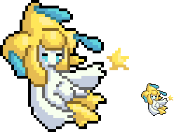 Jirachi Icon by Plumbeck