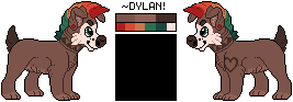 Dylan Pixel Ref by Plumbeck
