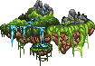 Floating Islands by Plumbeck