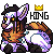 King Icon by Plumbeck