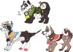 Japanese Dogs [CLOSED]