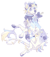 Cut the Cake - [Candy Gore Adopt] by Plumbeck