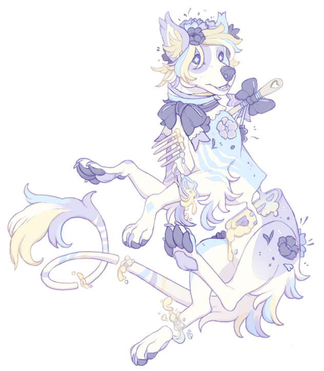 pastel gore adopts by - photo #11