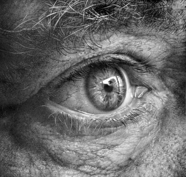 Through the Iris I by arminmersmann