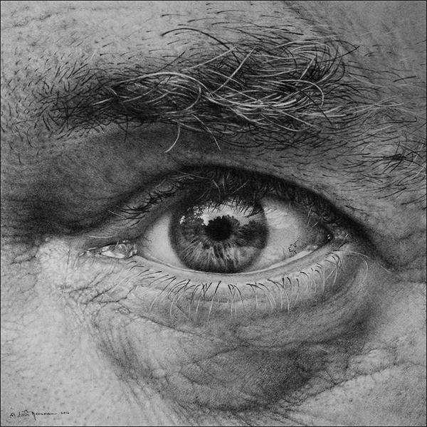 eye drawing by arminmersmann
