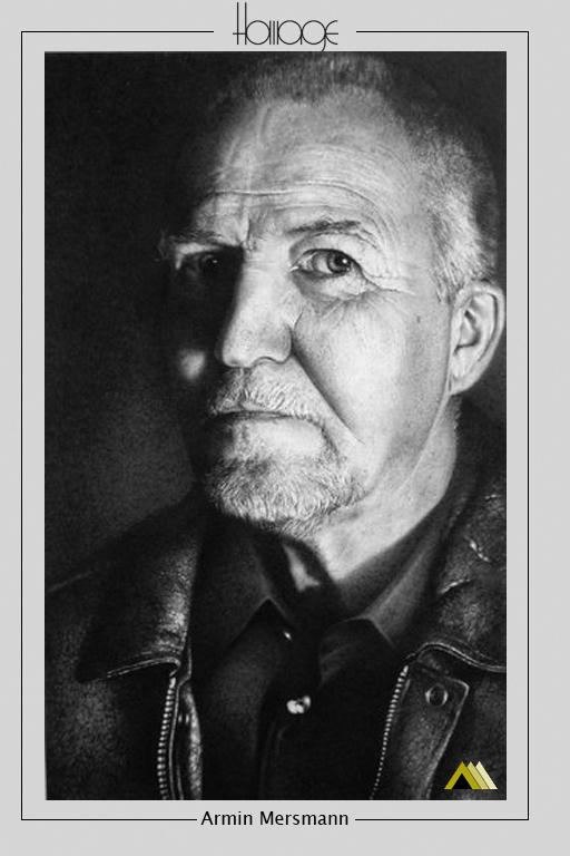 John McCormick by arminmersmann
