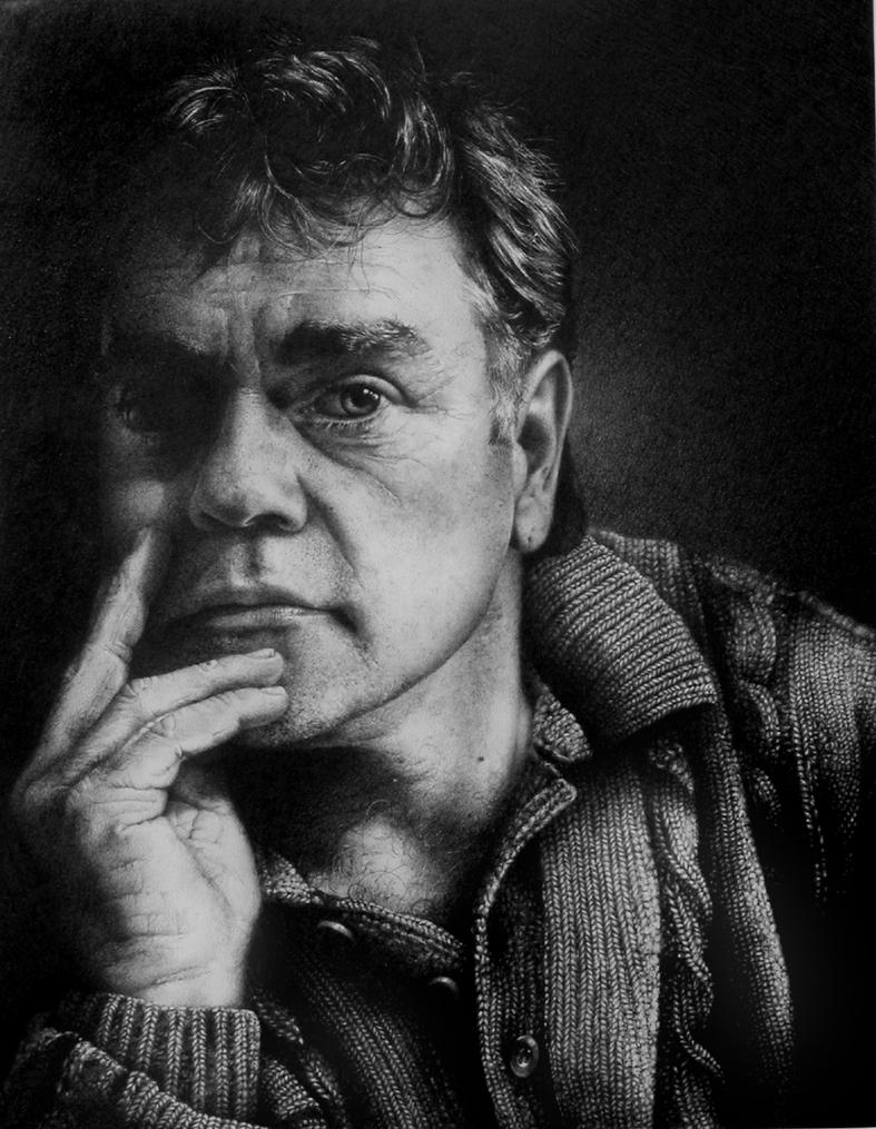 Armin Mersmann Selfportrait
