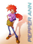 Sketch- Pepper Ann