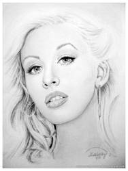 Christina Aguilera II by toxicdesire