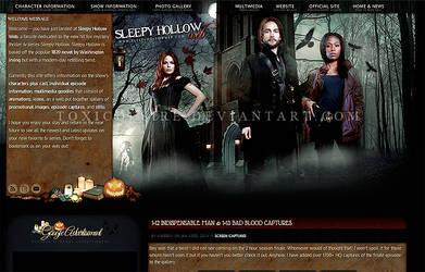 Sleepy Hollow Theme