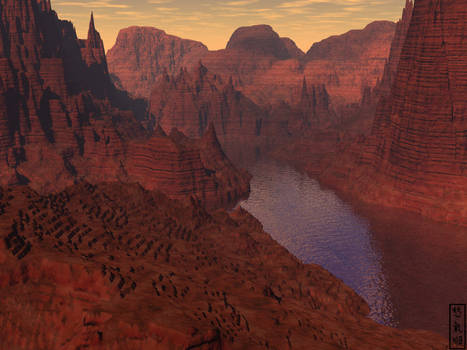 Red River Canyon
