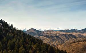 Lookout Mountain Wallpaper by solefield