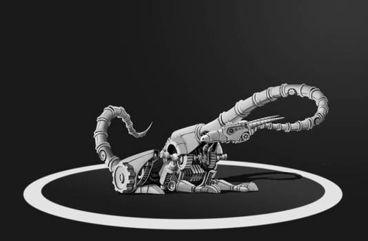 Automaton Dragon