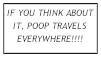 Poop Stamp by OliveXDLOL-NYAN