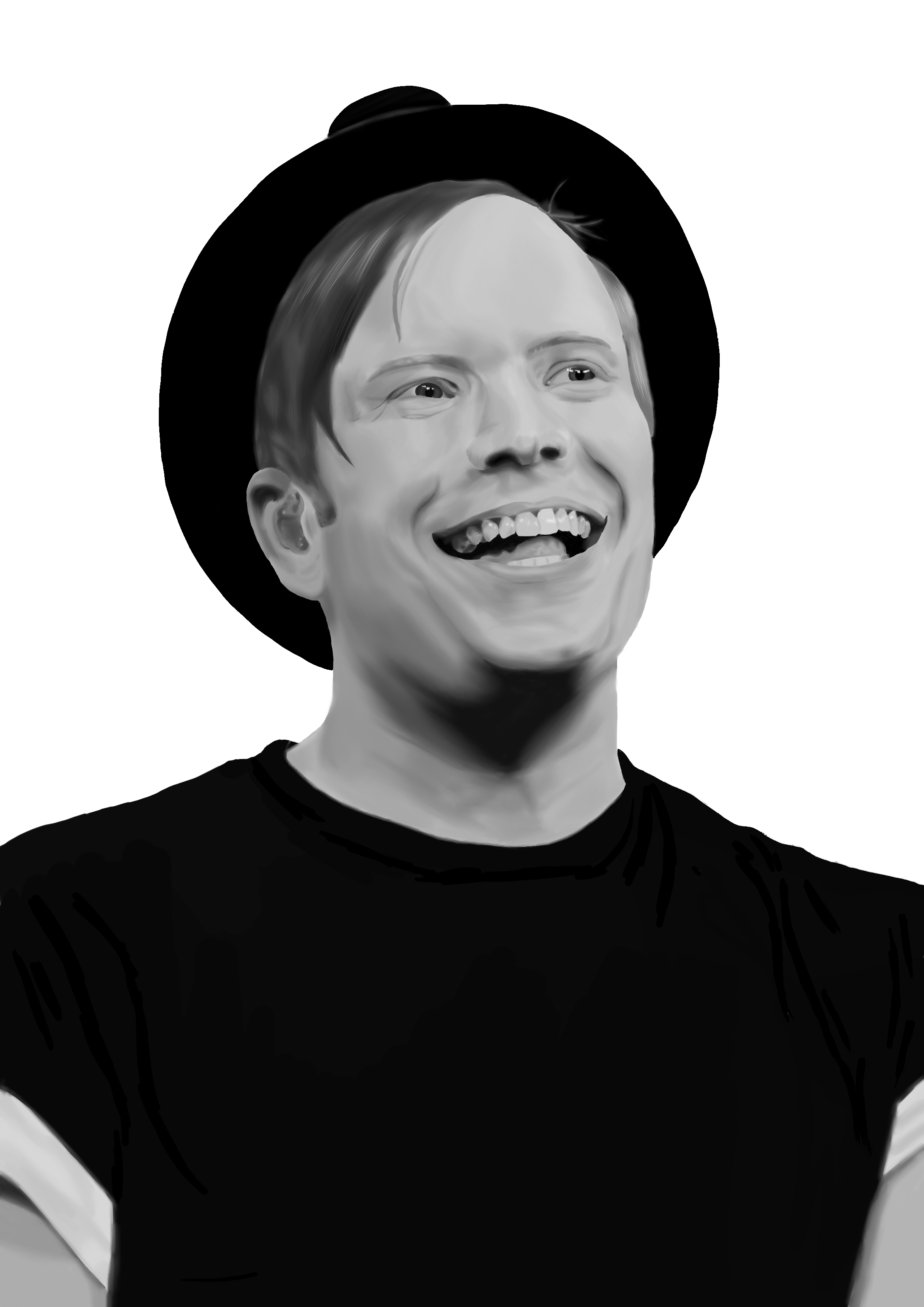 patrick stump who's the (batman на русском