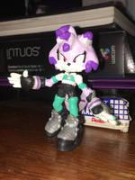 Electra the Cat Custom Figure