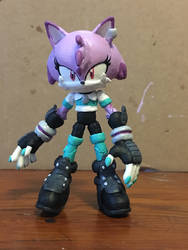 Electra the Cat Custom figure(remake)