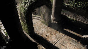 Ruined Temple - Unreal Engine 5 (Part 02)