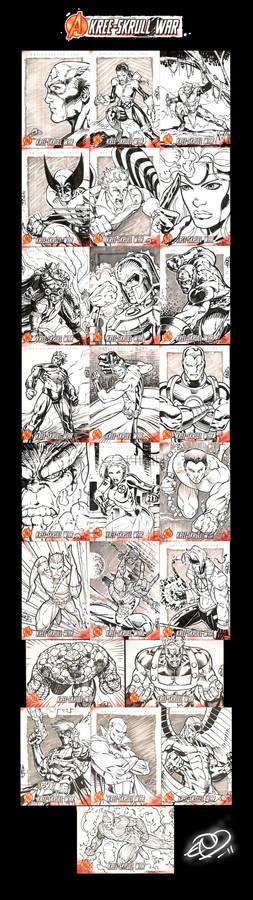 Avengers_Kree-Skrull War_3
