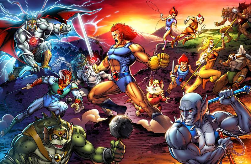 ThunderCats Hoooooo!