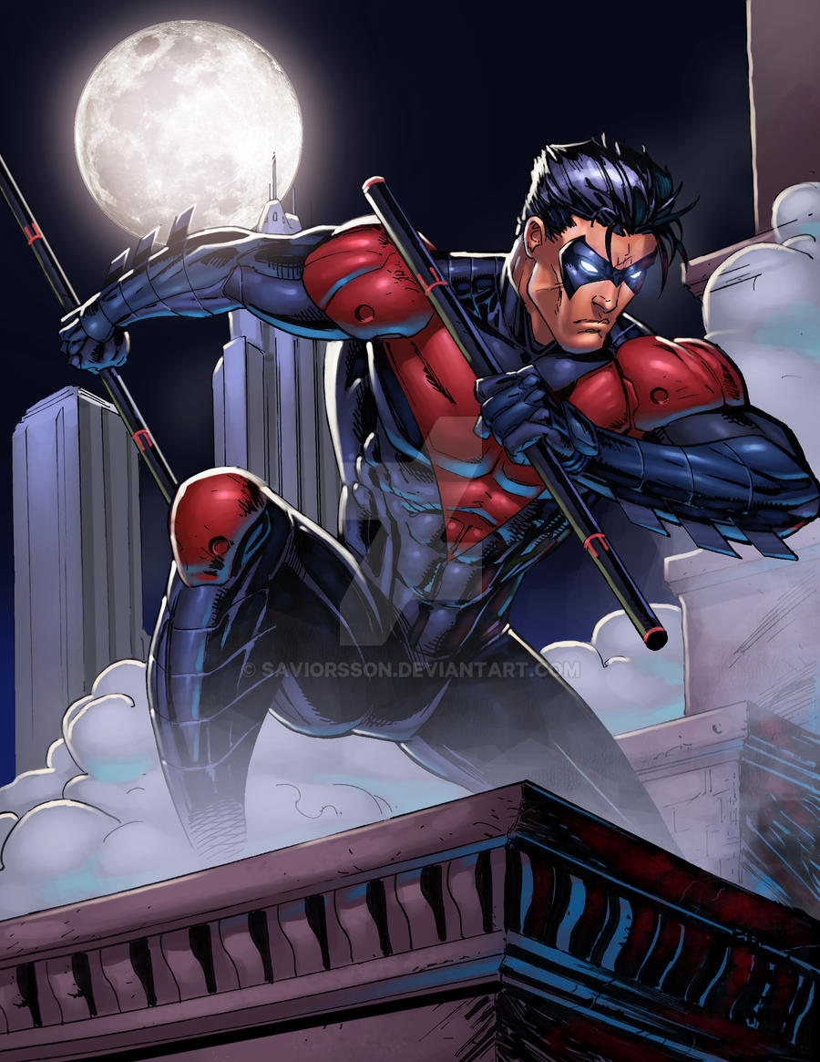 Nightwing Wallpapers - Wallpaper Cave |Red Nightwing Wallpaper