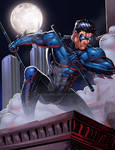NightWing Blue