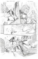 Batman: Arkham Unhinged Sample pg. 3