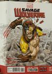 Savage Wolverine Sketch Cover Colors