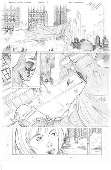 Batman: Arkham Unhinged Sample pg 2