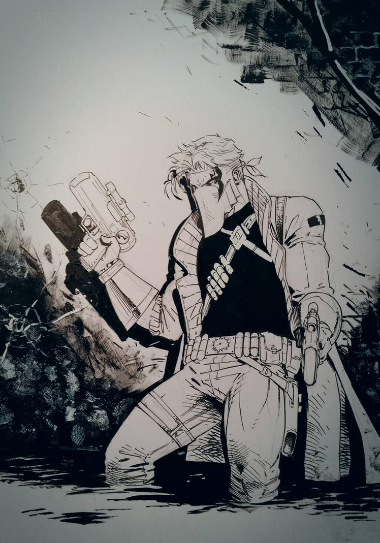 Grifter Inks by SaviorsSon
