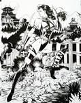Psylocke Inks