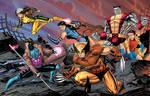 X-Men Team Up 1