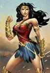 Wonder Woman- Batman v Superman