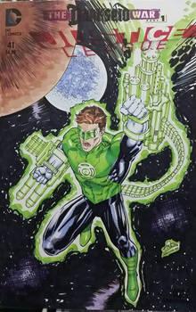 Green Lantern Hal Jordan