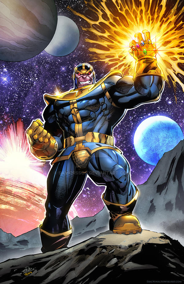 Thanos colors by SaviorsSon on DeviantArt