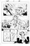 Monomyth page26 Inks by SaviorsSon