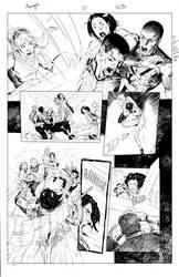 Monomyth page27 Inks
