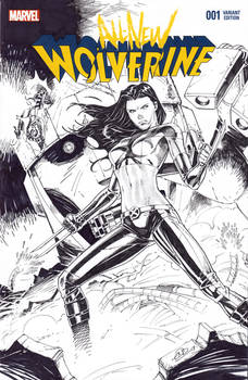 X-23 Sketch Cover Inks