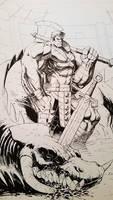 Planet Hulk inks