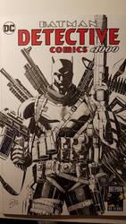Batman Detective Comics #1000 Grim Knight SC by SaviorsSon