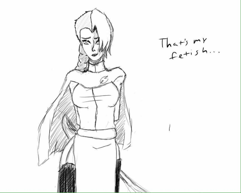 Salena has a confession to make by Jacob-Rain