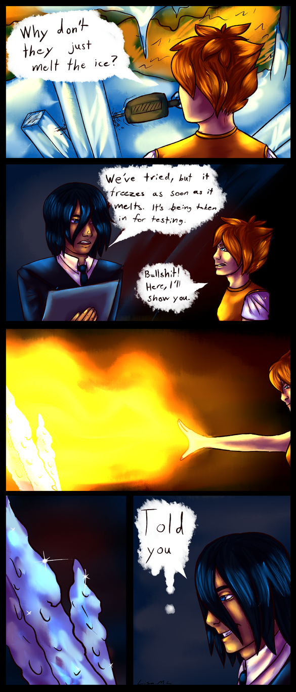 The Spirits of October: page6 by McEdgelord