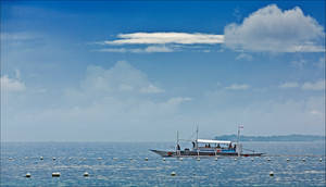 Cebu Strait by BFGL