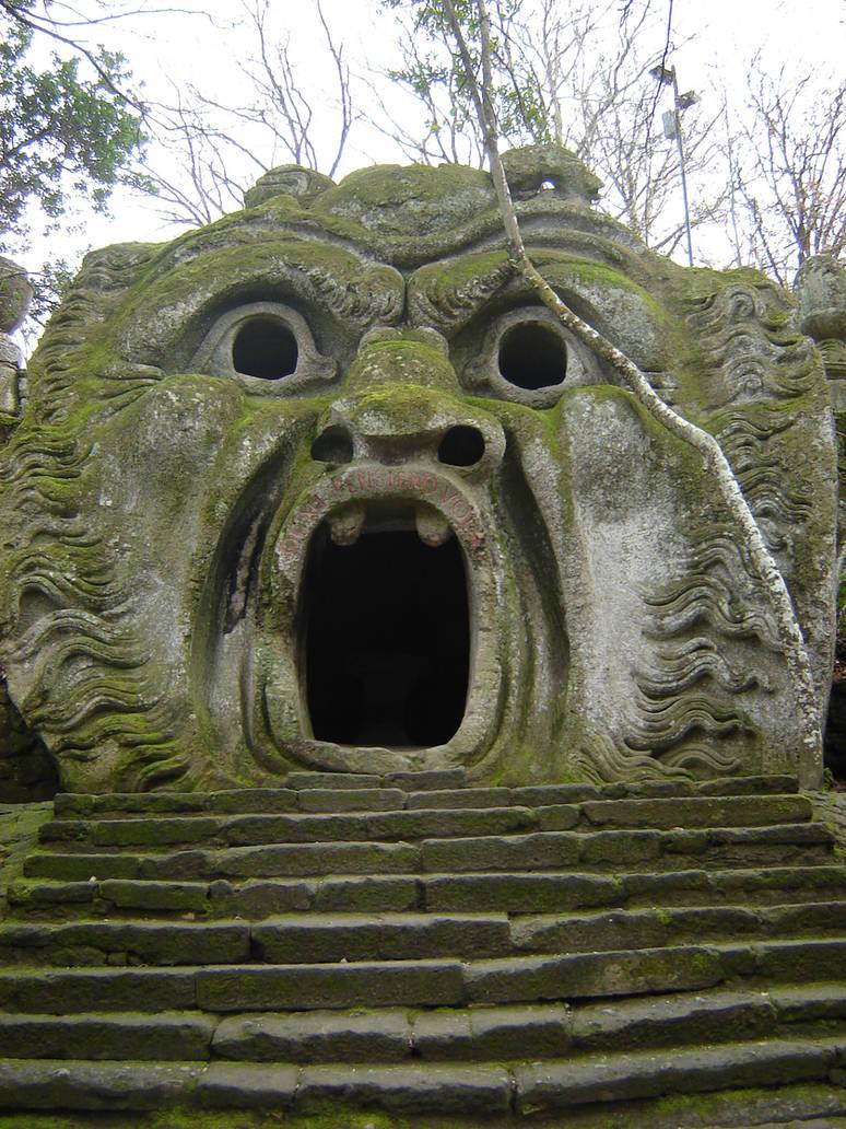 Bomarzo Monster Park 2