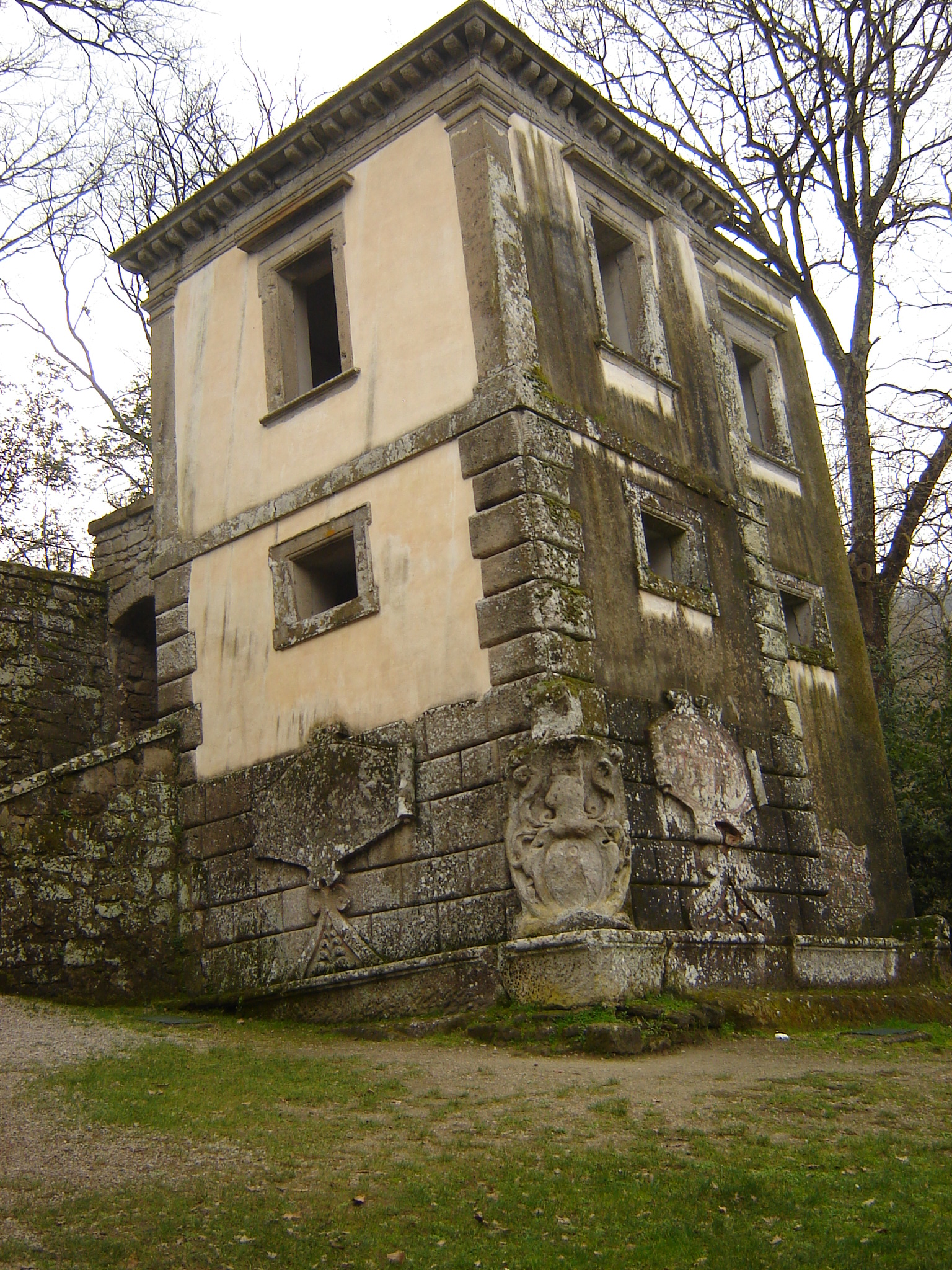 Bomarzo Monster Park 5 by Amor-Fati-Stock