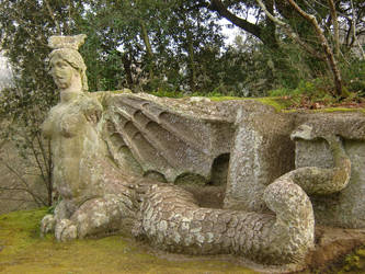 Bomarzo Monster Park 9