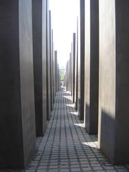 Berlin Memorial:.2 by Amor-Fati-Stock