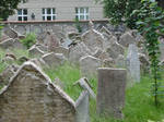 Jewish Cemetery by Amor-Fati-Stock